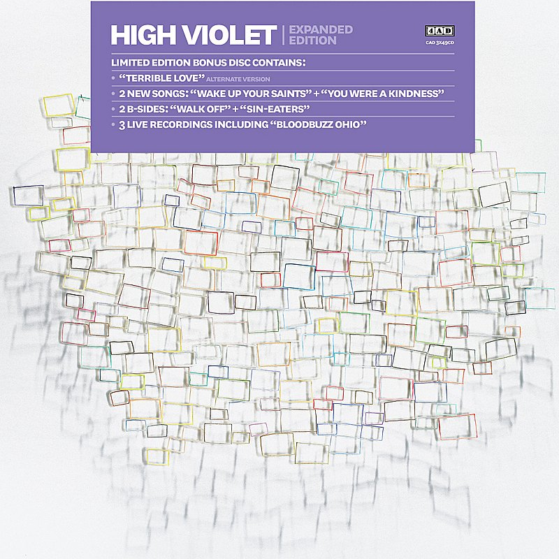 Cover Art: High Violet (Expanded Version)