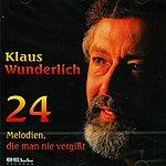 Klaus Wunderlich 24 Melodien, Die Man Nie Vergit