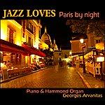 Georges Arvanitas Jazz Loves Paris-By-Night Piano Hammond & Organ