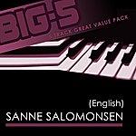 Sanne Salomonsen Big-5: Sanne Salomonsen (Uk)