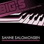 Sanne Salomonsen Big-5: Sanne Salomonsen