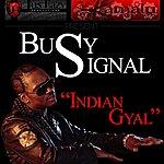 Busy Signal Indian Gyal - Single