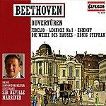 Neville Marriner Beethoven: Overtures
