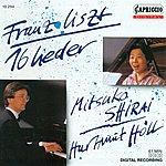 Mitsuko Shirai Liszt, F.: Lieder