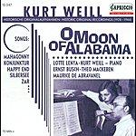 Kurt Weill Weill, K.: Songs (Lenya, Weill) (1928-1944)