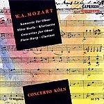 Concerto Koln Mozart, W.A.: Oboe Concerto / Concerto For Flute And Harp / Clarinet Concerto