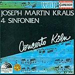 Concerto Koln Kraus, J.M.: Symphonies In C Minor / E Flat Major / C Major / D Major