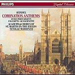 Joan Rodgers Handel: Coronation Anthems