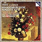 The English Concert Bach, J. S.: Brandenburg Concertos Nos.4, 5 & 6
