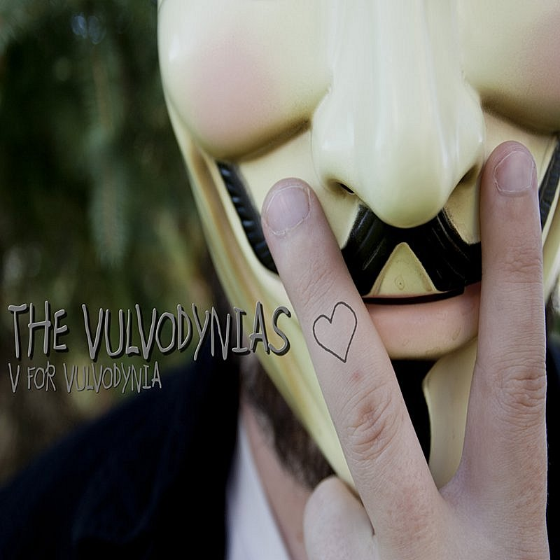Cover Art: V For Vulvodynia