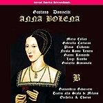 Gianandrea Gavazzeni Donizetti: Anna Bolena, Vol. 2 [1957]