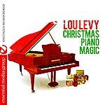 Lou Levy Christmas Piano Magic (Digitally Remastered)