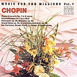 Slovak Philharmonic Orchestra Music For The Millions Vol. 7 - Frederic Chopin