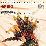 Slovak Philharmonic Orchestra Music For The Millions Vol. 9 - Edvard Grieg