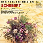Slovak Philharmonic Orchestra Music For The Millions Vol. 15 - Franz Schubert