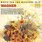 Slovak Philharmonic Orchestra Music For The Millions Vol. 17 - R. Wagner / G. Verdi
