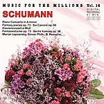 Slovak Philharmonic Orchestra Music For The Millions Vol. 16 - Robert Schumann