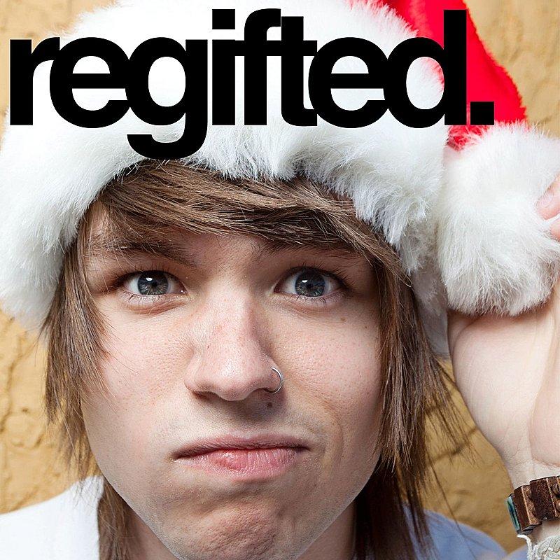 Cover Art: Regifted