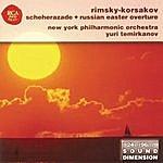 Yuri Temirkanov Dimension Vol. 14: Rimsky-Korskov - Scheherazade