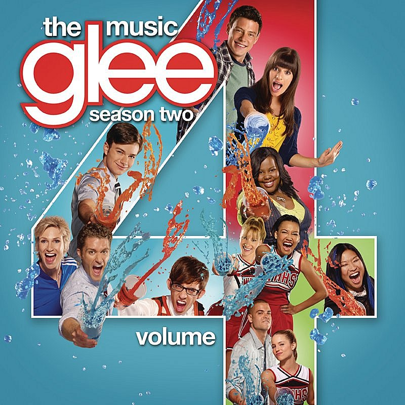 Cover Art: Glee: The Music, Volume 4