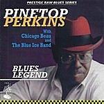 Pinetop Perkins Blue Legend