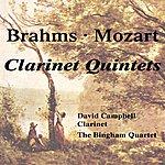 David Campbell Brahms & Mozart: Clarinet Quintets
