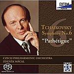 Czech Philharmonic Orchestra Tchaikovsky : Symphony No.6 ''pathetique''