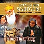 Rahat Fateh Ali Khan Satnam Siri Wahe Guru