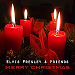 Cover Art: Elvis Presley & Friends : Merry Christmas