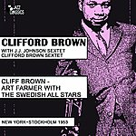 Clifford Brown New York Stockholm