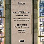Sir Adrian Boult Schumann: The Four Symphonies - Berlioz: Overtures