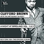 Clifford Brown A Night At Birdland, Vol. 1 & 2 (Feat. Clifford Brown)