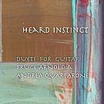 Bruce Arnold Heard Instinct