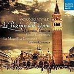 Enrico Casazza Vivaldi: Le Passioni Dell'uomo - Violin Concertos