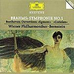 "Wiener Philharmoniker Brahms: Symphony No.1 / Beethoven: Overtures ""Egmont"" & ""Coriolan"""