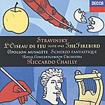 Royal Concertgebouw Orchestra Stravinsky: Apollon Musagète; Scherzo Fantastique; The Firebird Suite