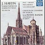 Sigiswald Kuijken Haydn: Harmony Mass, Te Deum