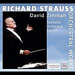 David Zinman Richard Strauss: Orchestral Works - Complete Edition