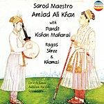 Amjad Ali Khan Ragas Shree And Khamaj - Live At Kamani Auditorium, New Deli, September 1994