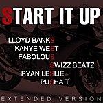 Lloyd Banks Start It Up (Remix ) ( Feat. Kanye West, Fabolous, Swizz Beatz, P)