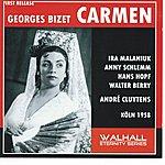 Kölner Rundfunk-Sinfonie-Orchester Georges Bizet : Carmen (Köln 1958)