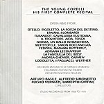 Arturo Basile The Young Corelli