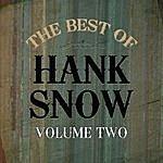 Hank Snow Best Of Hank Snow Vol 2