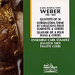 Carl Stamitz Weber : Quintette & Quatuor