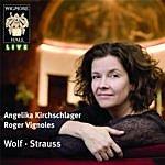 Angelika Kirchschlager Wigmore Hall Live - Angelika Kirchschlager (Mezzo-Soprano)