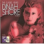 Dinah Shore The Classic Years Vol 2