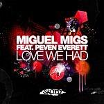 Miguel Migs Love We Had