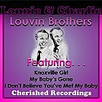 The Louvin Brothers Lonnie And Charlie