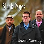 Blank Pages Absolute Uncertainty