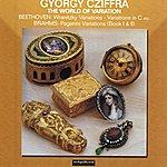 György Cziffra The World Of Variation (Beethoven & Brahms)
